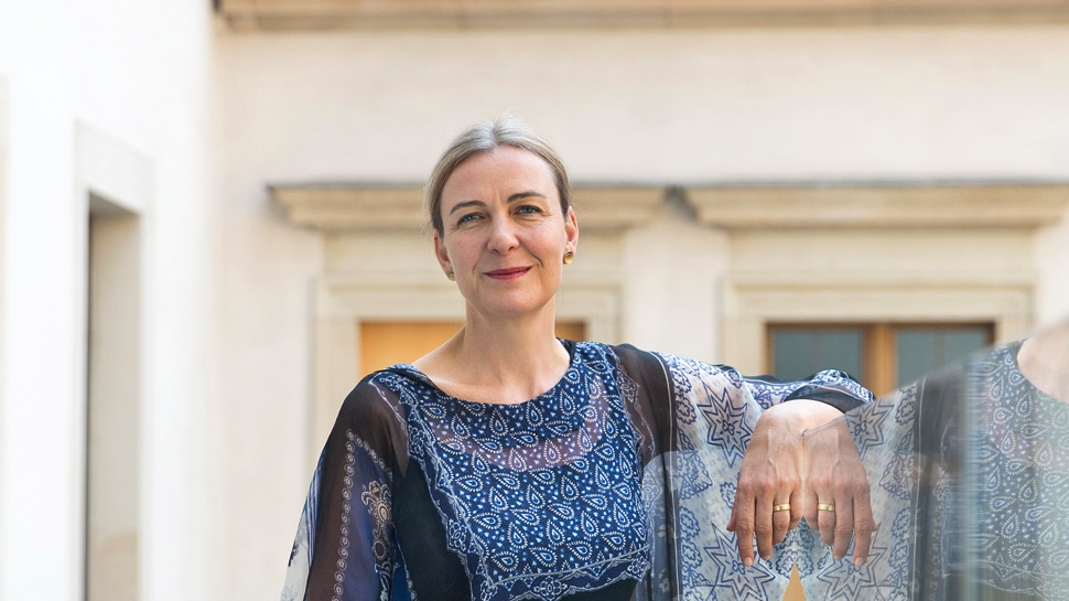 The Dresden State Art Collections have a new director general: Marion Ackermann has overarching responsibility for the 14 art institutions.