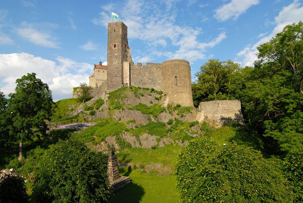 Burg Stolpen bei Dresden