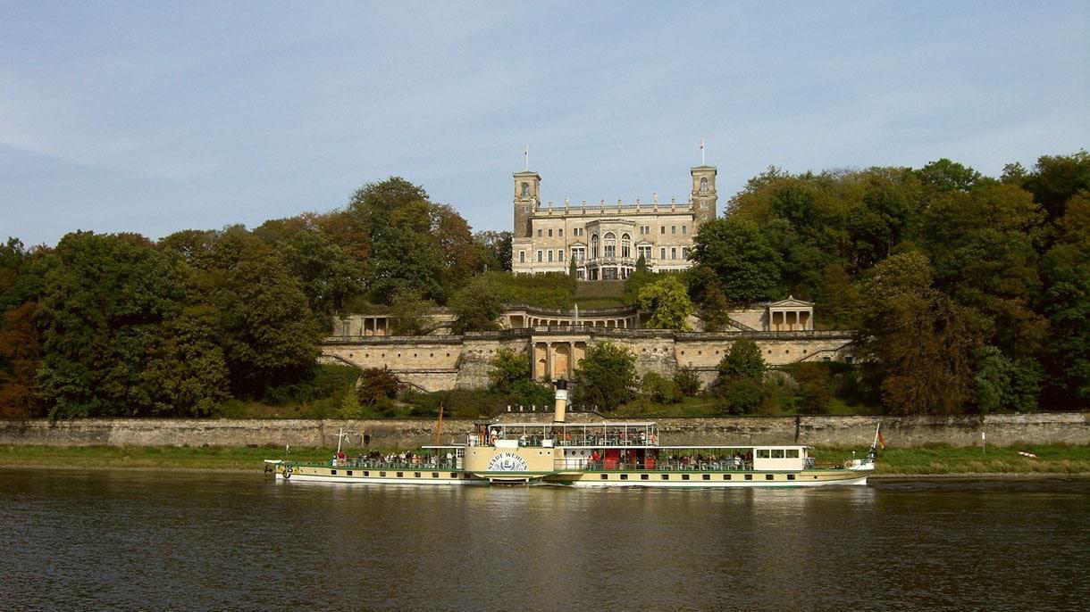 """Castle """"Schloss Albrechtsberg"""""""