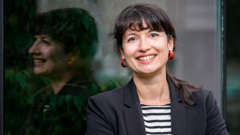 Professorin Dr. Stefanie Speidel.