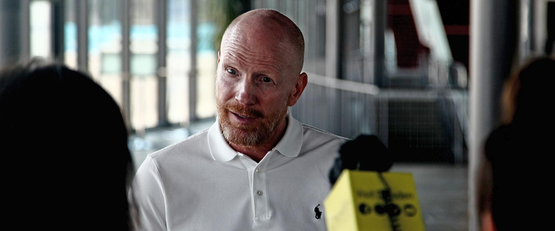 Matthias Sammer im Interview mit Dresden