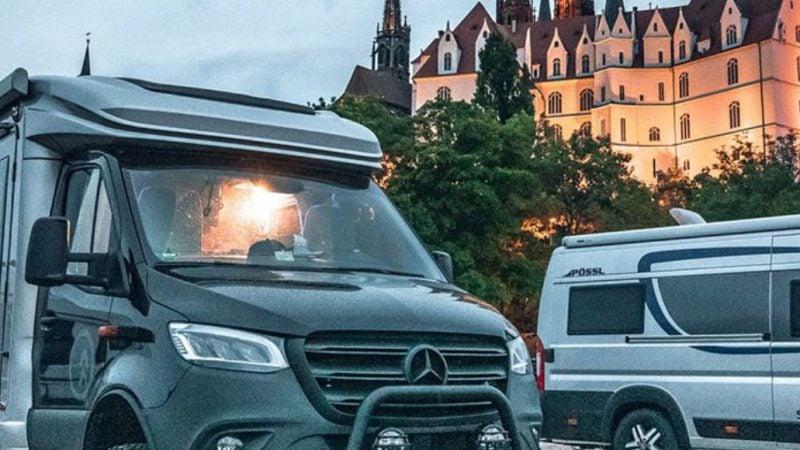 Wohnmobil Dresden Elbland
